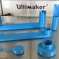 Small Automatic Plant Waterer 2 3D Printing 33871
