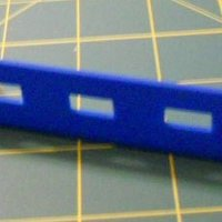 Small USB Face Plate 3D Printing 33881