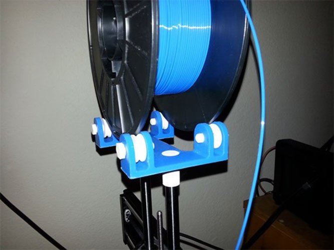 Printrbot Simple Metal Spool Holder V. 2 3D Print 33895