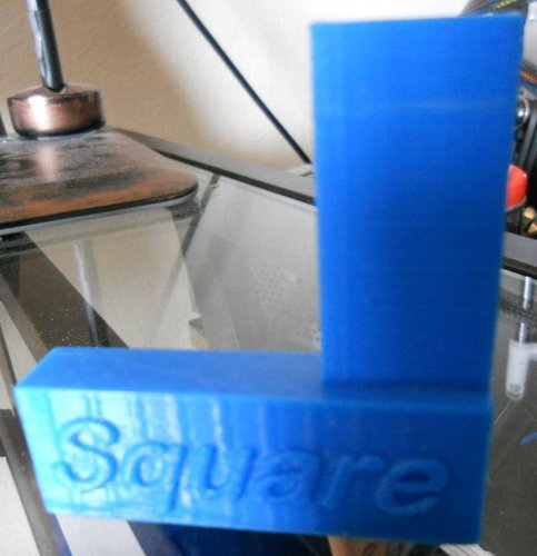 Machinist Square 3D Print 33905