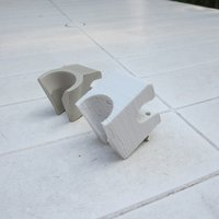Small dentist's drill support 3D Printing 33961