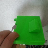 Small SAV MKI LCD Enclosure 3D Printing 34039