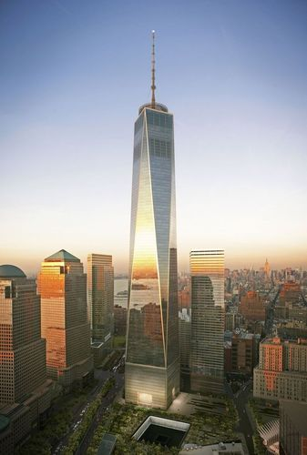 One World Trade Center 3D Print 34086