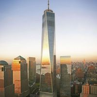Small One World Trade Center 3D Printing 34086