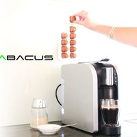 Small Abacus | Nespresso Coffee Pod Rack 3D Printing 34106