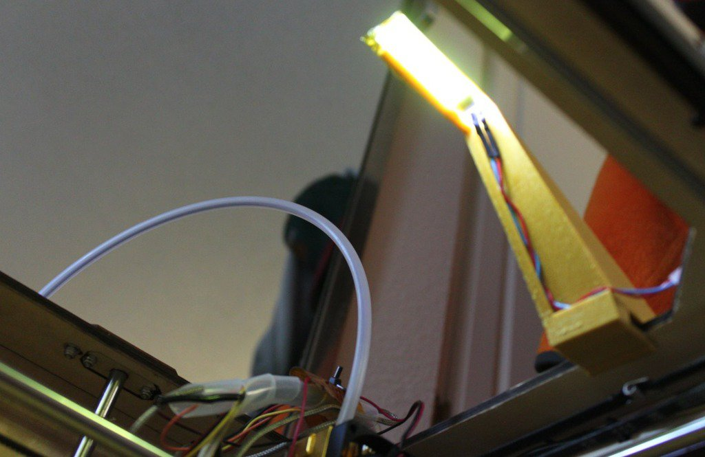 3D Printed LED Sticks A Modular Low Power LED Light System for 3D Printe by MinnesotaMade | Pinshape & 3D Printed LED Sticks: A Modular Low Power LED Light System for ... azcodes.com