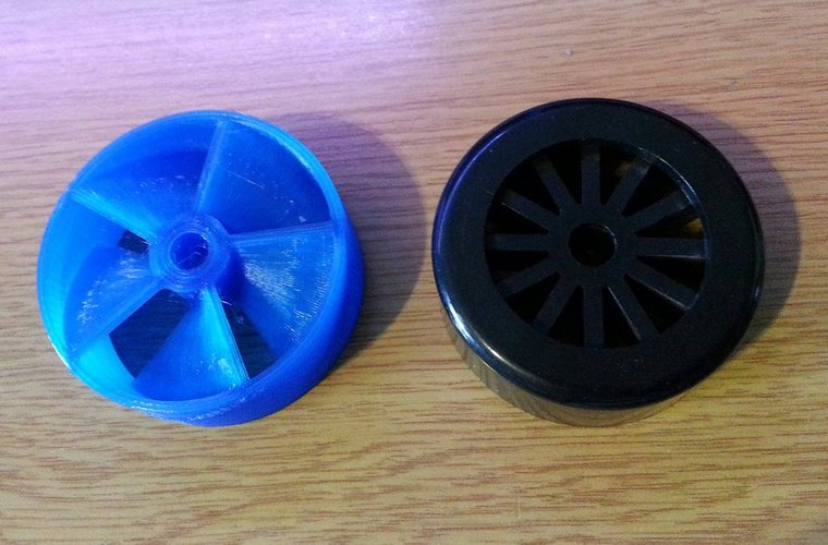 500W Chinese CNC Spindle Spinner 3D Print 34199