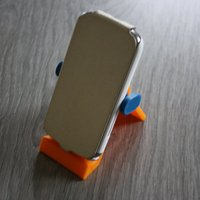 Small Hold phone 3D Printing 34252