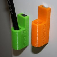 Small Support pencil magnet 3D Printing 34274