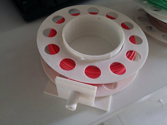 Spool holder 3D Print 34691