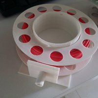 Small Spool holder 3D Printing 34691