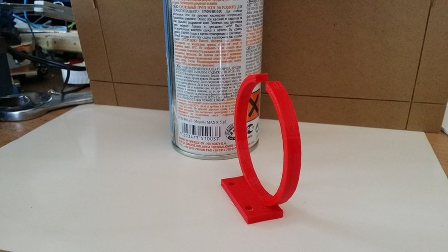 Spray can holder 3D Print 34710