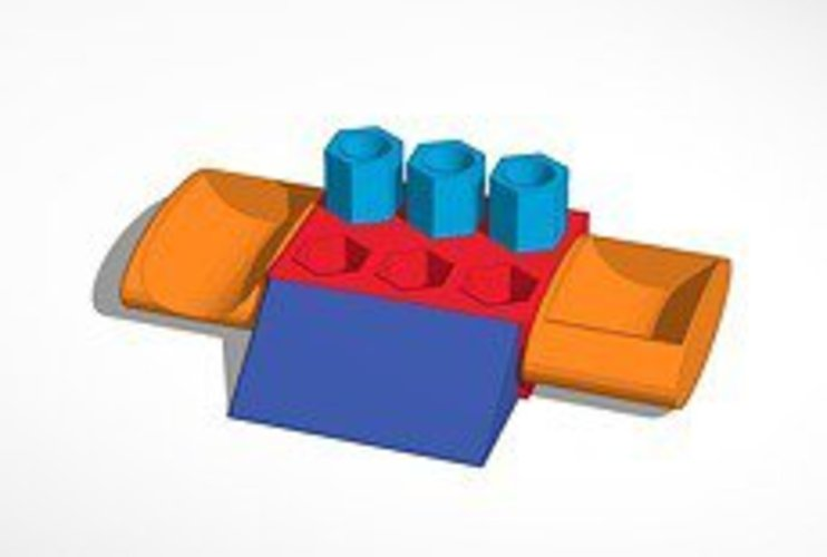 Stationary Storage  3D Print 34853