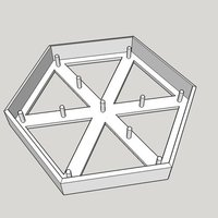 Small Ingress Glyph Cookie Cutter 3D Printing 34871
