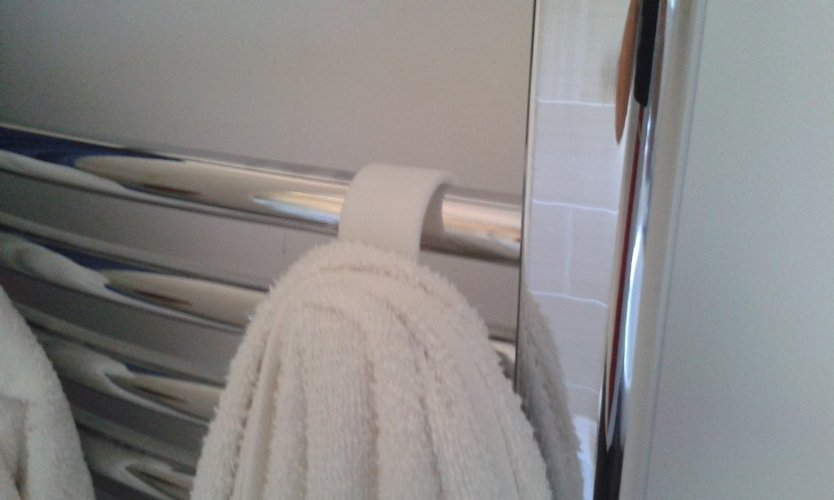 Towel Hook for Radiators 3D Print 34875