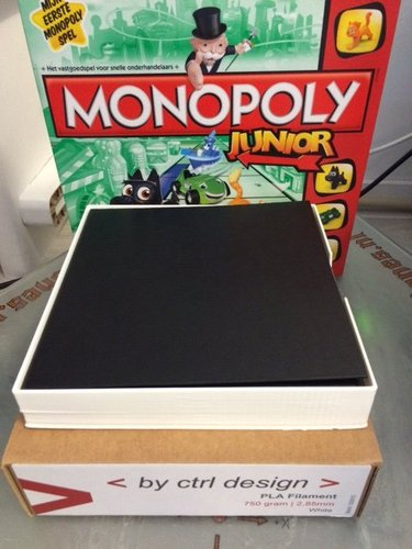 monopoly junior 3D Print 35206
