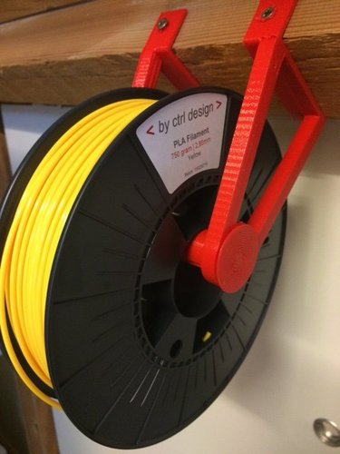 pla filament connection to girder 3D Print 35207