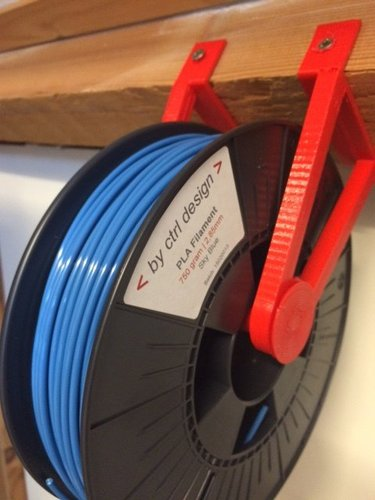 pla filament connection to girder 3D Print 35209
