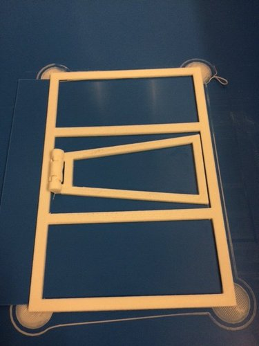 pictureframe with hinge 3D Print 35234