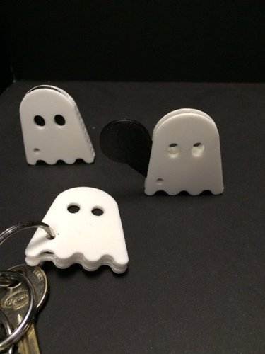 Ghostly market coin 3D Print 35250