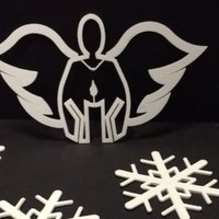 Small Angel 3D Printing 35253