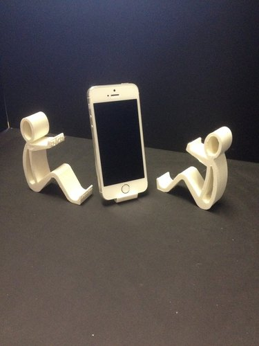 Phone holder Phone stand 3D Print 35257