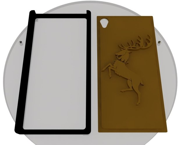 SONY XPERIA Z3 CUSTOMIZABLE Covers for ECLON CASES 3D Print 35386