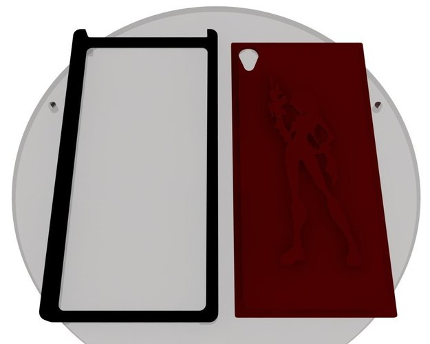 SONY XPERIA Z3 CUSTOMIZABLE Covers for ECLON CASES 3D Print 35387