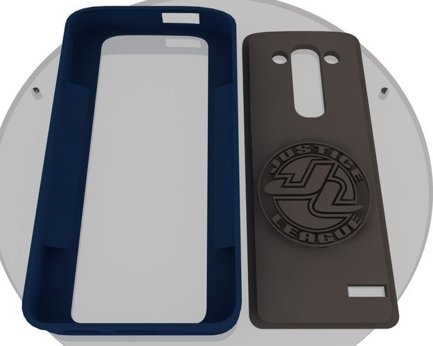 LG G3 CUSTOMIZABLE covers for ECLON cases  3D Print 35390
