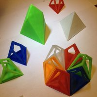Small  Chestahedron 3D Printing 35419