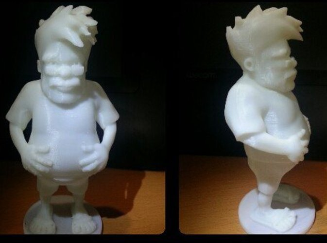 The Gramps 3D Print 35496