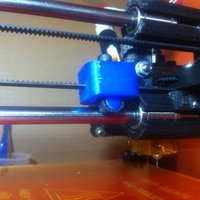 Small Ekobots - Belt tensioner 3D Printing 35550