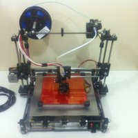 Small Ekobots - Prusa 3D Printer. 3D Printing 35552