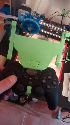 gamepad phone holder 3D Print 35701