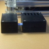 Small DIY IN HK DAC CASE 3D Printing 35882