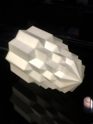 Art Deco style lampshade 3D Print 35925