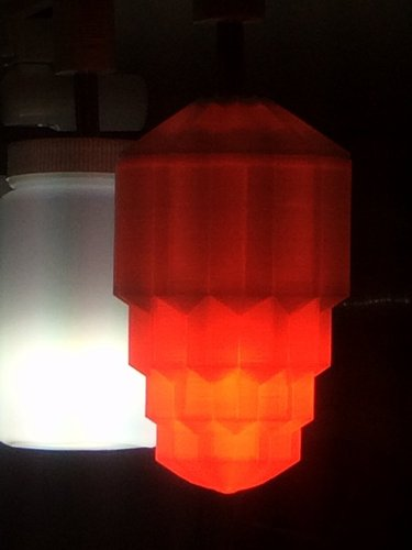 Art Deco style lampshade 3D Print 35927