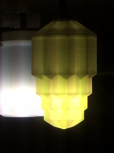 Art Deco style lampshade 3D Print 35928