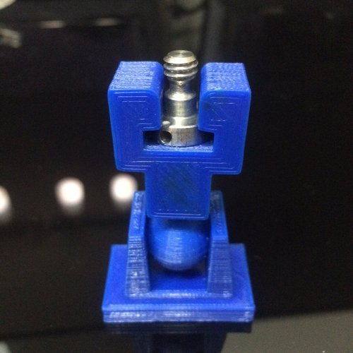 1/4inch-screw-adapter 3D Print 35971