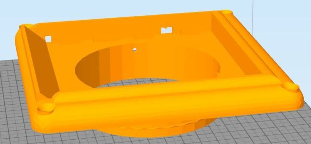 Eaves / roof vent 3D Print 36027