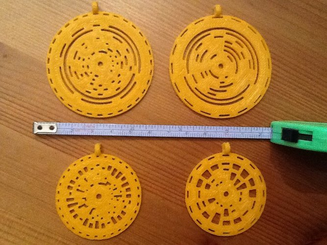 encoder or jewelry ver 1.1 3D Print 36034