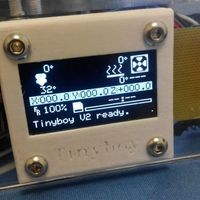 "Small TinyOLED for RAMPS : 1.3"" I2C OLED,  TF Card Module, Rotary Enco 3D Printing 36110"