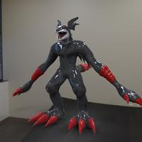 Small Creature Devil Action Figure Statue 3D Printing 36227