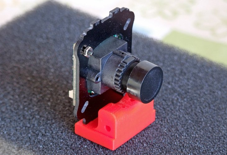 Atas Defiance 265 - 5mm camera raiser 3D Print 36532