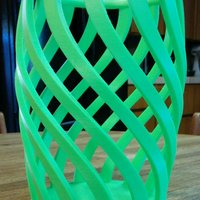 Small Large spiral vase 3D Printing 36668