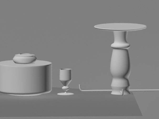 Absinthe Fountain 3D Print 36707