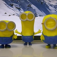 Small Minions - Kevin (小小兵) 3D Printing 36890