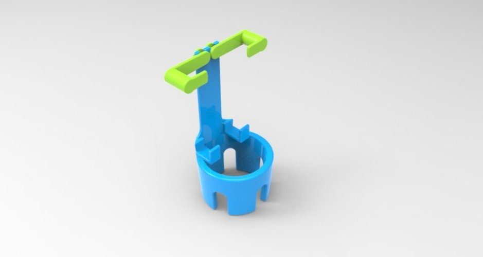 phone cup holder 3D Print 37109