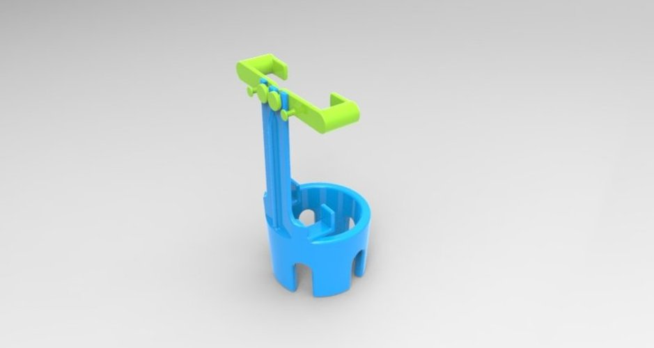 phone cup holder 3D Print 37110