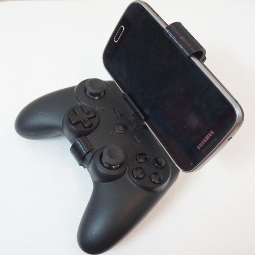 Xiaomi Gamepad for thick devices - For Galaxy k Zoom 3D Print 37271